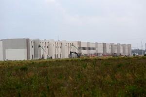 The 1.1 million square foot distribution center. Source: Tampabay.com